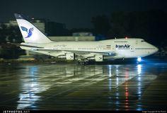 Photo: EP-IAC (CN: 21093) Boeing 747SP-86 by Yan Ruimin Photoid:8116211 - JetPhotos.Net