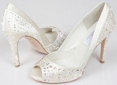 Crystal Couture Swarovski Crystal Wedding Shoes
