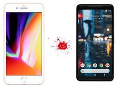 Google Pixel 2 XL vs iPhone 8 Plus Kamera Karşılaştırması