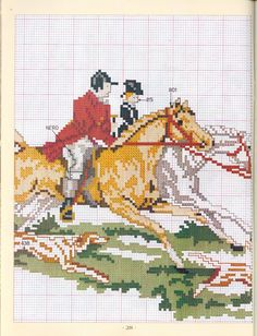Counted Cross Stitch Patterns, Diagram, Horses, Art, Crossstitch, Dots, Art Background, Kunst, Performing Arts
