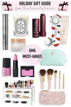 Holiday Gift Guide: For The Beauty Lover - Gal Meets Glam