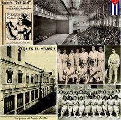 FRONTONES DE CUBA