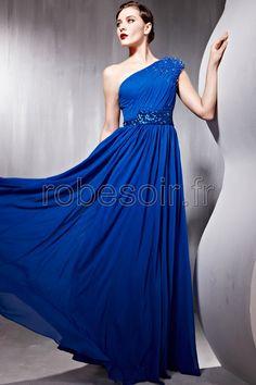 élégant, une épaule, robes de soirée, robes de cérémonie, robes de bal, sans manches, sexy  http://www.robesoir.fr/toutes-les-robes-de-longues/202-vancouver-longueur-au-sol-une-epaule-bleu-royal-chiffon-line-a-robes-de-soiree-longue-robes-de-ceremonie-robes-de-cocktail-concours-de-beaute-les-invites-au-mariage-luxe.html#