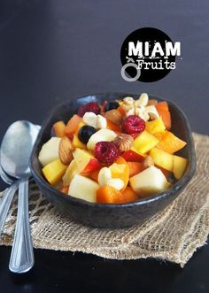 Le MIAM-Ô-FRUITS { RECETTE et EXPLICATIONS } - Blog Coconut - Cuisine | Foodisterie | Home-Made