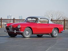1957 Alfa Romeo 1900C SS Coupe by Touring | Amelia Island 2016 | RM Sotheby's