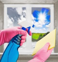Best Natural Window Cleaner Recipe...EVER!
