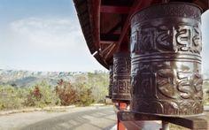 Monasterio budista Garraf  #budisme #budism #campanes #bell #garraf #templebudista #budisttemple #igerscatalunya #igers #tibet #bells #budismo #paisatge #landscape #cultura #culture #photo #foto #catalunya #catalonia #parcnatural #igersgarraf #canon70d
