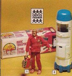Bionic man / Steve Austin