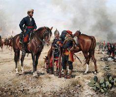 Farnesio 1859-1860 Guerra de África