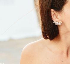 The Wedding Journal Hipster Wedding, Diamond Earrings, Samantha Wills, Journal, Bride, Jewelry, Blog, Fashion, Wedding Bride