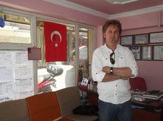 Aydınspor'un eski liberosu futbol hayatını anlattı
