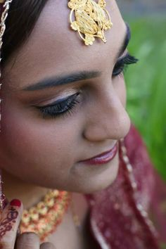 Eastern Bride inspired look Make Up, Bride, Inspired, Inspiration, Accessories, Beauty, Fashion, Wedding Bride, Biblical Inspiration