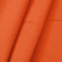 oranger Canvasstoff