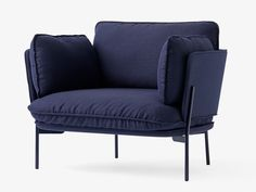 &Tradition Cloud Armchair LN1