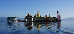 Indawgyi Lake is a secluded destination for nature lovers in remote Kachin State.