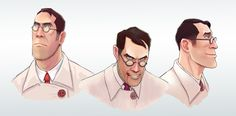 The many moods of medic