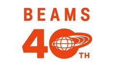 BEAMSは創業40周年を迎えます
