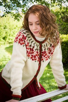 Product Page, Cardigans, Sweaters, Men Sweater, Fair Isles, Band, Knitting, Norway, Girls