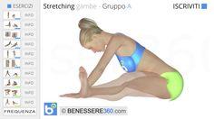 Stretching gambe: esercizi per allungare quadricipite, femorali, polpacci