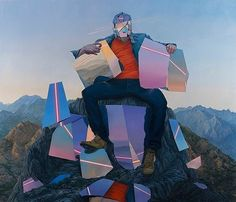 Jean Pierre Roy | PICDIT in // painting