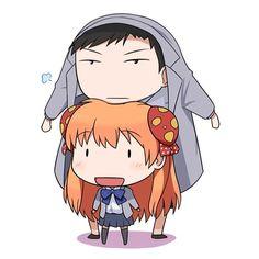 Sakura & Nozaki