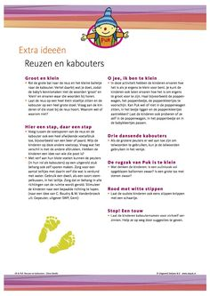 Reuzen en kabouters - Activiteiten - UK&Puk. Extra ideeën Gnomes, Activities For Kids, Education, School, Land, How To Make, Kid Activities, Petite Section, Educational Illustrations