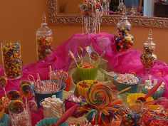 Candy Land Birthday. I want this 4 my birthday party!!!!