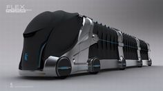 Future public transportation designs