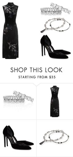 """""""Simple Luxury"""" by lahovis ❤ liked on Polyvore featuring Chloe + Isabel, Miu Miu and Yves Saint Laurent"""