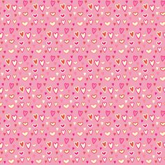 So Much Love fabric by helpful~elf on Spoonflower - custom fabric