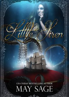 cover for the author may sage