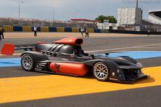 GreenGT Le Mans Prototype