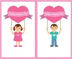 FREE Mother's Day Party Printables from Love Party Printables