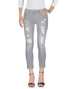 LIU •JO JEANS Women's Denim pants Grey 30 jeans