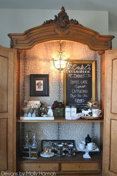 the poor sophisticate: Fawn-Hide Wallpaper and a Tucked Away European Cafe