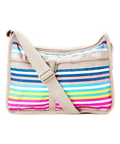 LeSportsac Snappy Deluxe Everyday Shoulder Bag