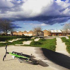 Osmaston Park bike track  by thederbyi April 17 2016 at 07:36AM