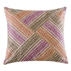 I pinned this Mayan Geo Pillow from the Destination: Guatemala event at Joss and Main!