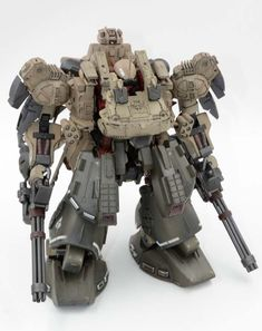 GUNDAM GUY: Mobile Suit Buster - Custom Build