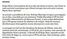 IRAM DE OLIVEIRA - opinião: Rodrigo Maia enterra CPI do Carf. De: Jânio Freita...