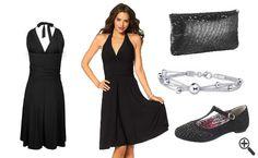 Warum schwarze Tanzkleider in kurz für Kathleen ein Must-Have sind, zeigen dir diese 3 Tanzoutfit Tipps  http://www.fancybeast.de/cocktailkleider/tanzkleider-schwarz-kurz-tanzoutfit/ #Tanzkleider #Tanzen #kleider #Dress #Tanzoutfit #outfit #schwarz #Salsa #Latein