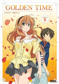 Golden Time DVD Collection 1 (S) #RightStuf2014.