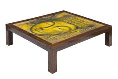 GALLERY COFFEE TABLE - SQUARE (BUDDHA)  $499.00