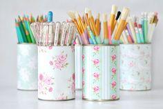 Descubre cómo pintar latas paso a paso. Los mejores trucos y consejos para conseguir unas latas pintadas como un profesional.