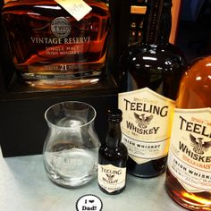 Much love for the Teeling Whiskey Co.