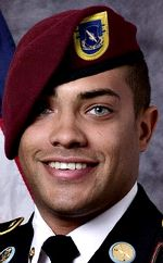 Army SPC Christopher M. Harris, 25, of Jackson Springs, North Carolina. Died August 2, 2017, supporting Operation Freedom's Sentinel. Assigned to 2nd Battalion, 504th Infantry Regiment, 1st Brigade Combat Team, 82nd Airborne Division, Fort Bragg, North Carolina. Died of injuries sustained when a vehicle-borne improvised explosive device detonated near his vehicle during combat convoy operations in Kandahar Province, Afghanistan.