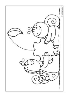 Colouring Pages, Coloring Books, Preschool Activities, Kids Learning, Snoopy, Clip Art, Cartoon, Make It Yourself, Drawings