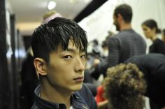 Park Sung Jin 13 SS New York Fashion Week- Marc by Marc Jacobs Backstage