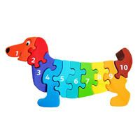 Royal Academy of Arts - Dog Wooden Jigsaw, Sri Lanka, Scooby Doo, Dinosaur Stuffed Animal, Toys, Crafts, Animals, Fictional Characters, Art
