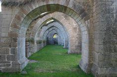 Alvastra kloster / Alvastra monastery  - Östergötland, Sweden -